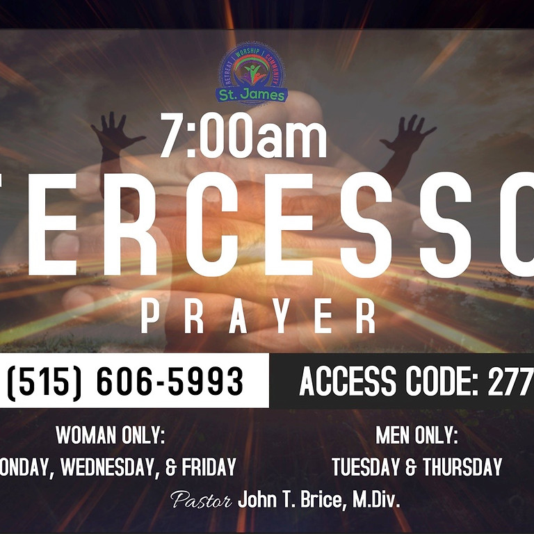 Morning Intercessory Prayer (1)