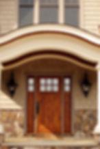 Eyelash Front Porch
