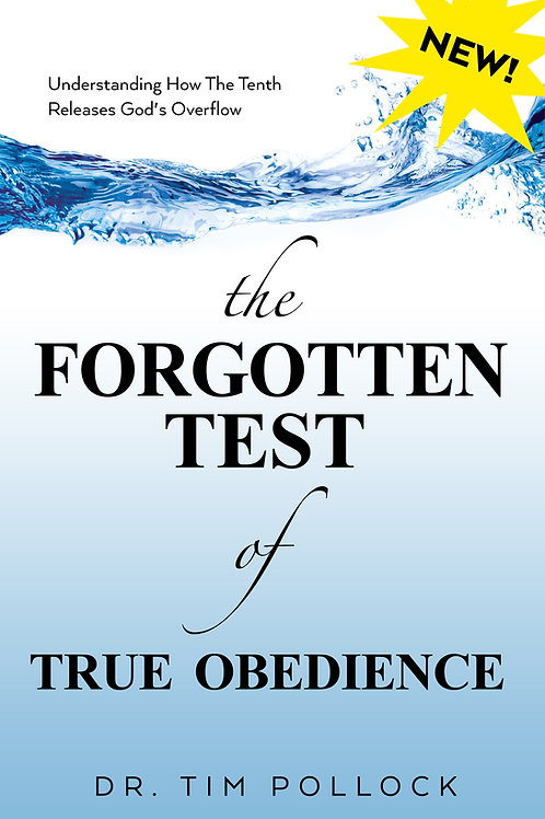 The Forgotten Test of True Obedience eBook