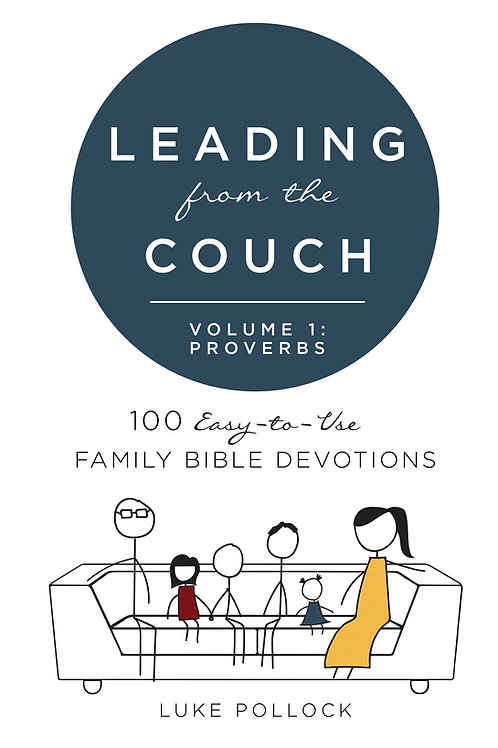Leading From The Couch Devotional