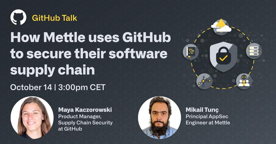 GitHub Talk
