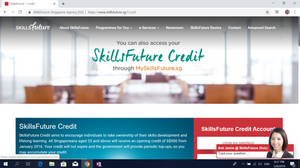 Use Skill Future Credit