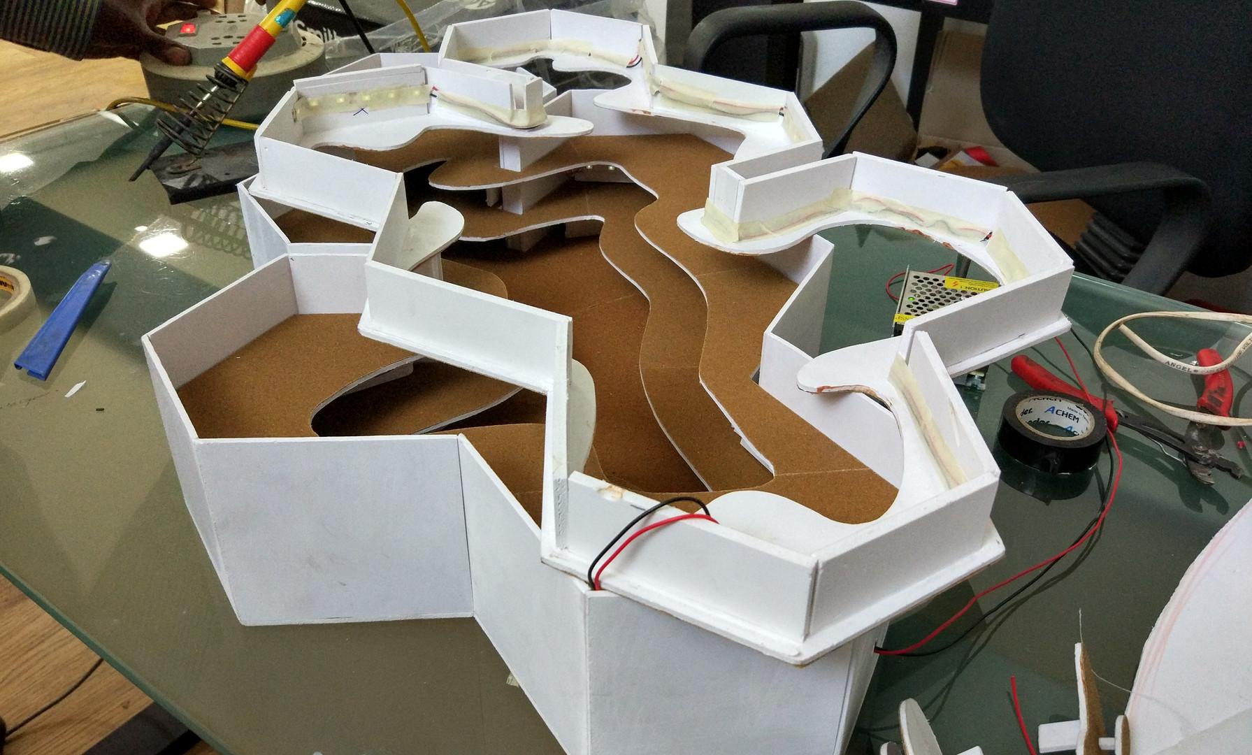 wiring sand module