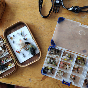 Fly fishing toolkit