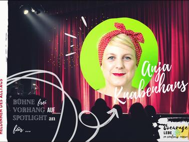 Heldin des Alltags: Anja Knabenhans