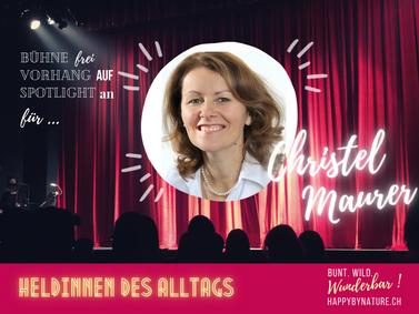 Heldin des Alltags: Christel Maurer