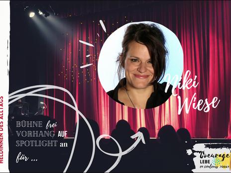 Heldin des Alltags: Niki Wiese