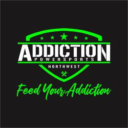 addiction powersports NW feed logo