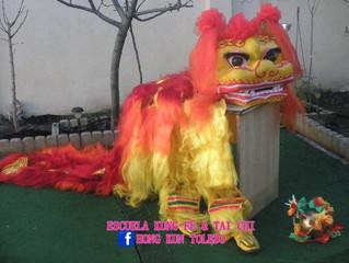 Danza del leon 舞狮