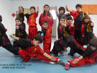 Beneficios del Kung fu infantil / ¿Cuáles son los beneficios del kung fu en un niño en edad escolar?