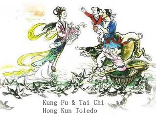 Qi Xi , el San Valentin de China. Una leyenda de enamorados desde tiempos remotos.