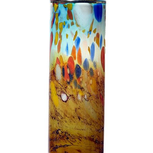 Aqua & amber light L610