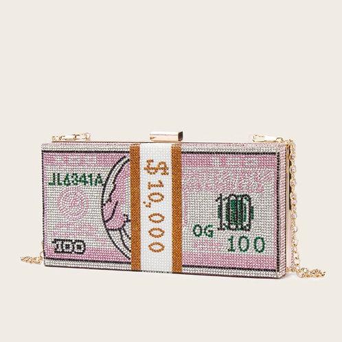 10,000 Bag Pink