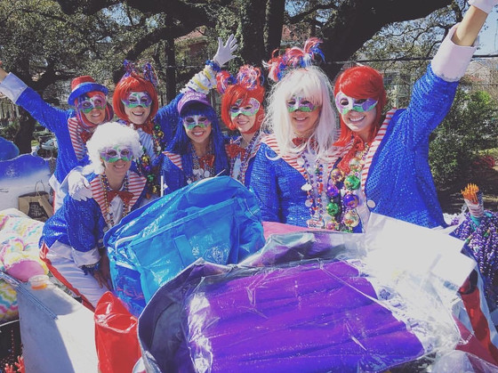 What Mardi Gras and Leadership Have in Common