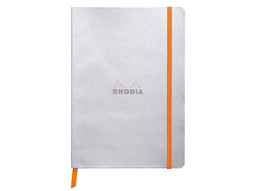 Rhodia Rhodiarama Soft Cover Notebook - Lined