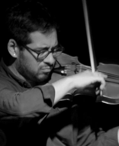 Rodrigo Bauzá, violines 1-2