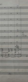 PARTITURA PIANO-VOZ DE EUNICE. Página final