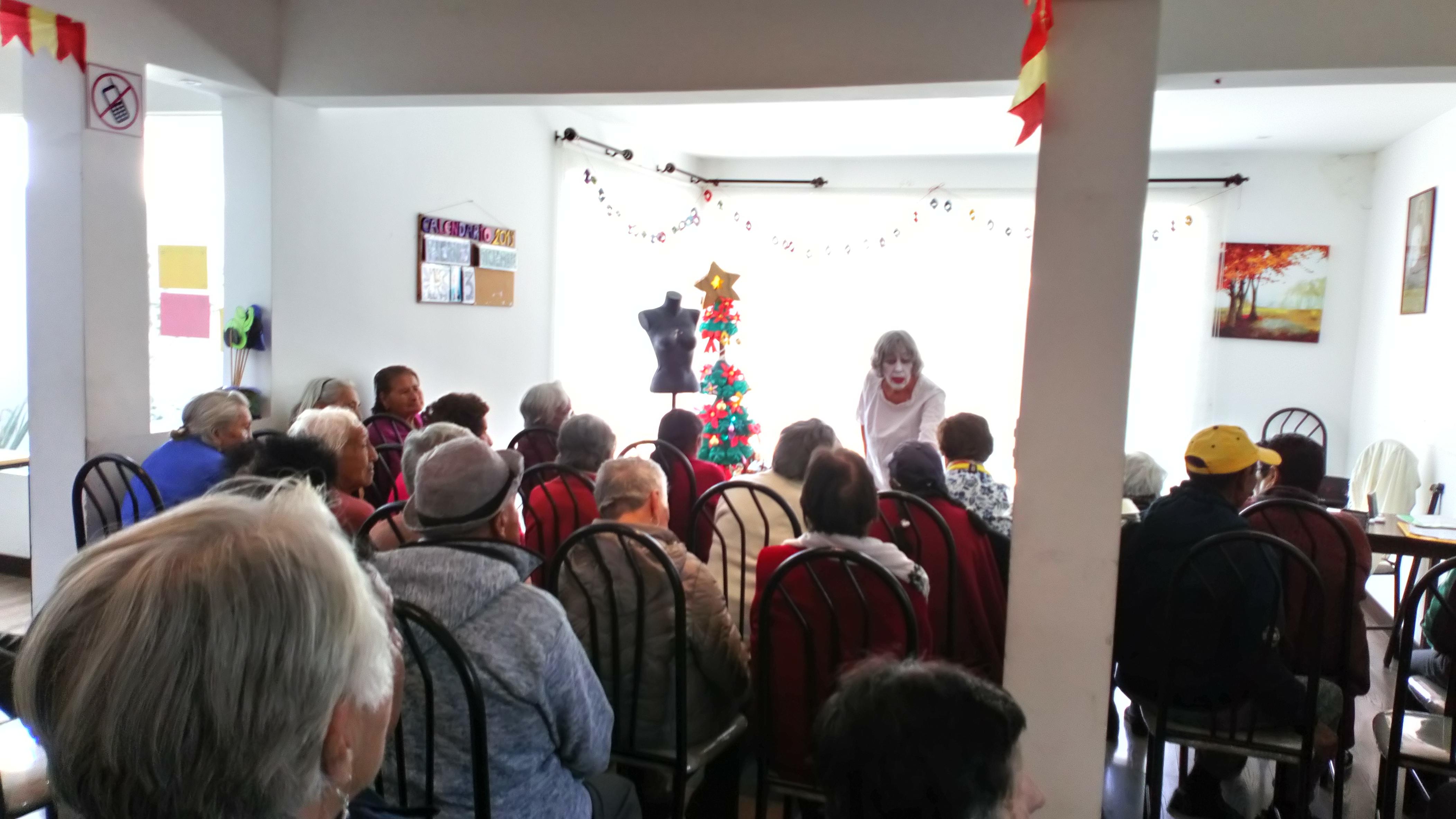 Hogar de Abuelos - Cuenca - 13.12.19