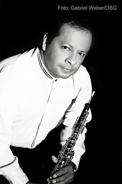 Jorge Layana, flauta traversa y oboe