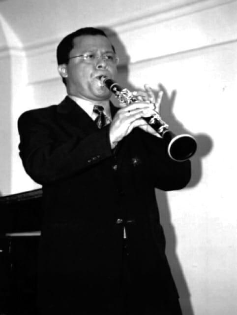 Melecio Layana, clarinete