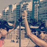 Amanda e Ale Moura