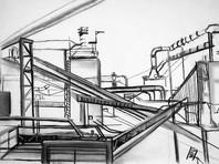 the factory (saga) drawing 1 2016