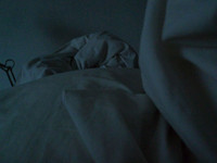 Left side of bed 1 (Sinsenveien) 2012
