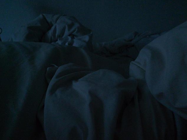 Left side of bed 2 (Sinsenveien) 2012