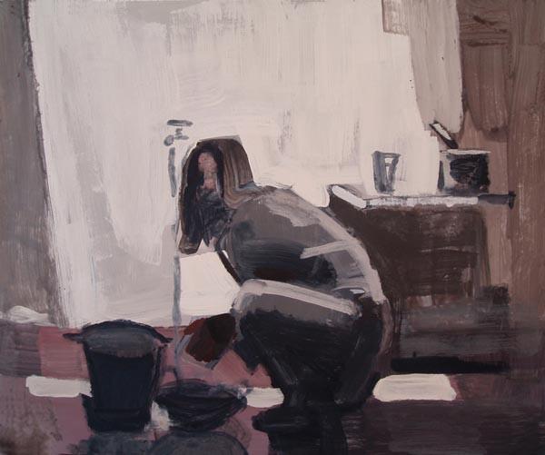Dishes (Ashram) 2008