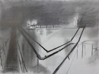 saga drawing 5 (the factory) 2014