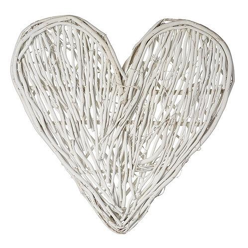 White Willow Heart