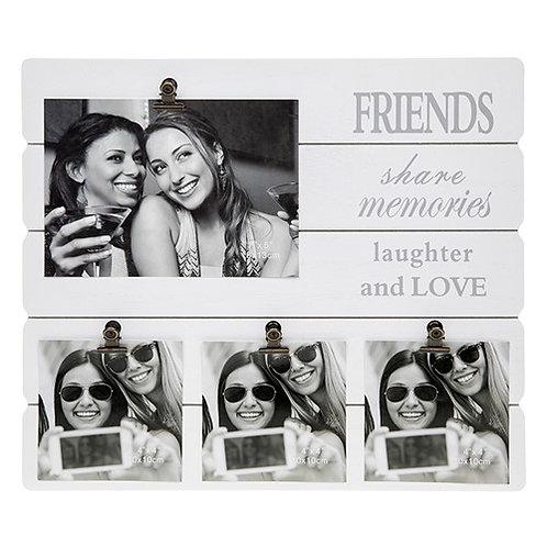 *SALE* Friends Message Clip Photo Frame 31x35cm