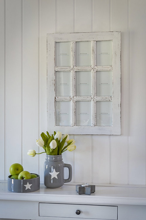 Large Window Pane style photo frame