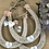 Thumbnail: Wooden Wedding Horseshoe - Mr & Mrs