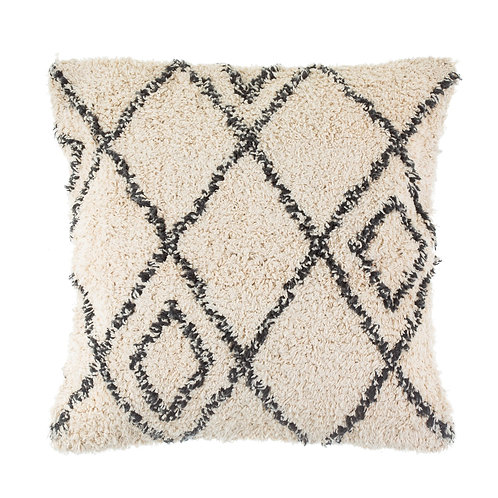 Berber Style Diamonds Cushion