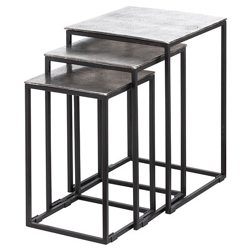Farrah Collection Nest of 3 Tables