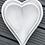 Thumbnail: 2 Wooden Heart Shaped Trays