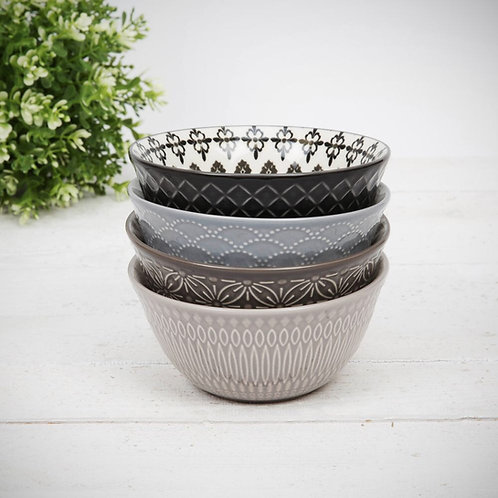 Set of 4 small bowls - Retreat Collection