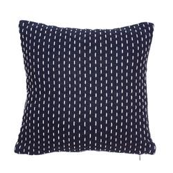 LEVi042_A_Stitched_Blue_Cushion