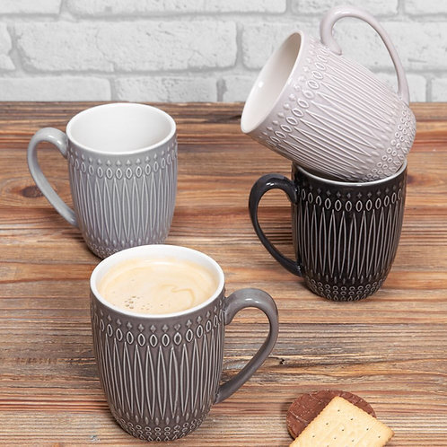Set of 4 mugs - Retreat Collection