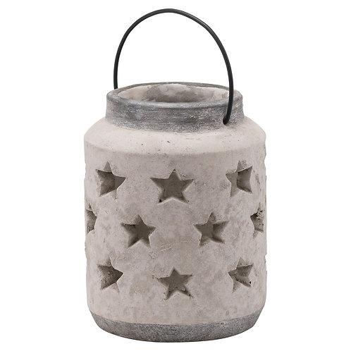 Bloomville Stone Lantern
