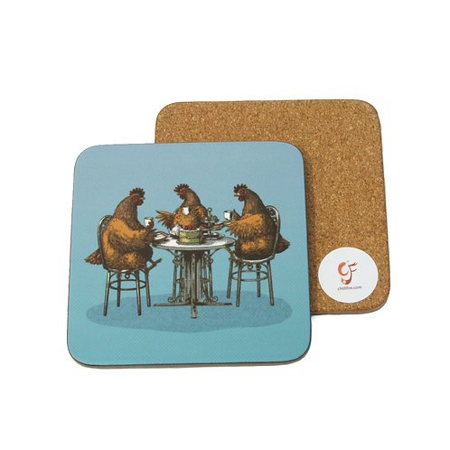 Hen Party Coaster