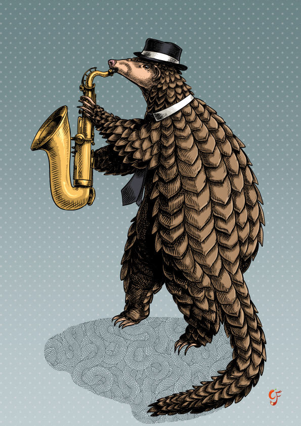 Jazz Pangolin