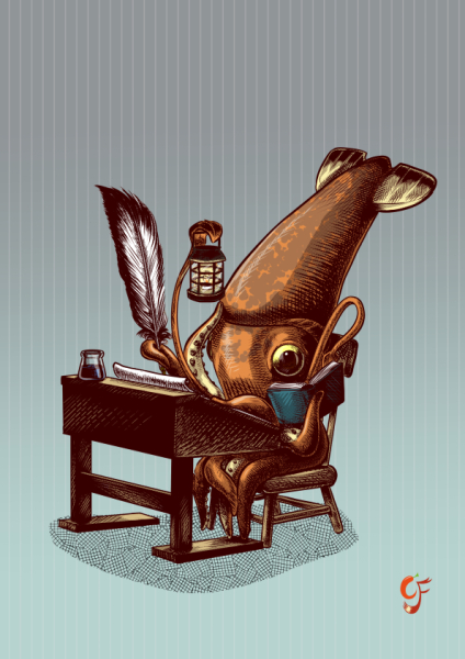Squid writer