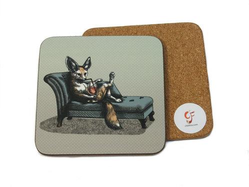 Fennec Fox Chaise Longue Coaster