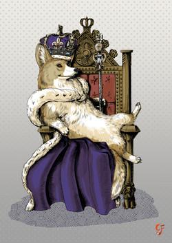 Queen Corgi