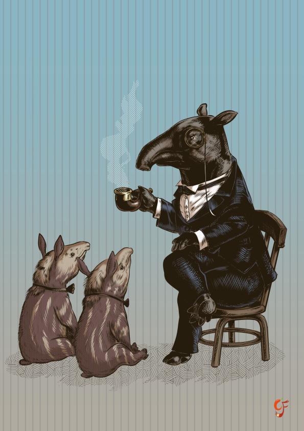 Tall Tales Tapir
