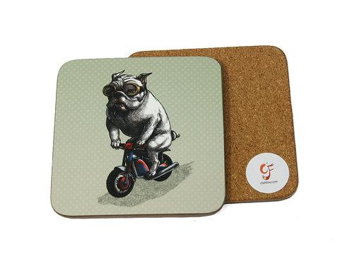 Bulldog Biker Coaster