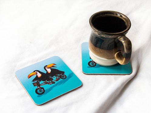 Toucan Tandem Coaster