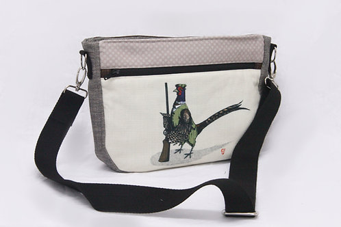 Pheasant Hunter Crossbody Bag